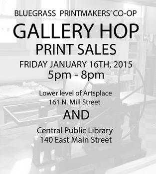 DEMOGRAPHICS A BLUEGRASS PRINTMAKERS COOPERATIVE GROUP SHOW